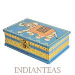 Чай «Ассам» в подарочной коробке со слоном