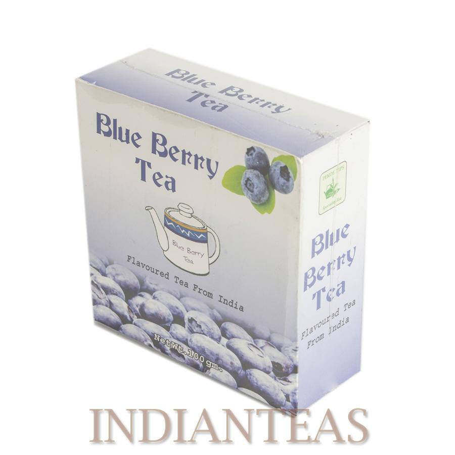 blue berry tea
