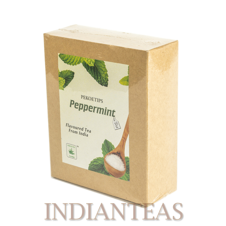 pepper mint tea